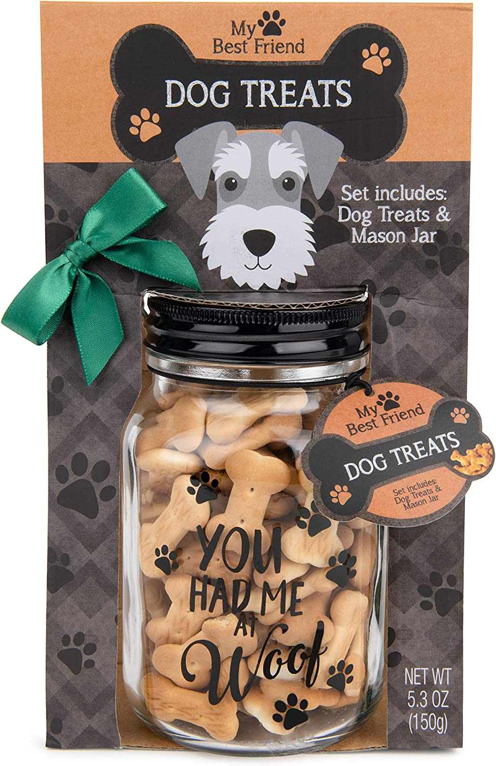 Thoughtfully Gifts Dog Cookies Gift Max 67% OFF Hand Decorate Set Oakland Mall Includes