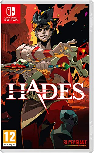 Hades Limited Edition Nintendo Switch Game