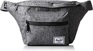 Herschel Seventeen Waist Pack, Raven Crosshatch, 3.5L
