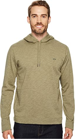 Light Brushed Fleece Hoodie Sweatshirt