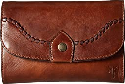 Frye Melissa Whipstitch Wallet Crossbody
