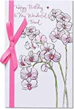 American Greetings Birthday Card for Best Friend (Wonderful Friend)