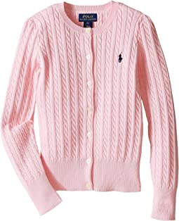 Polo Ralph Lauren Kids - Mini Cable Sweater (Little Kids)