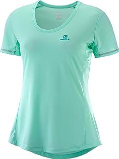 Salomon Women's Agile Short-Sleeve Running T-Shirt, Women's