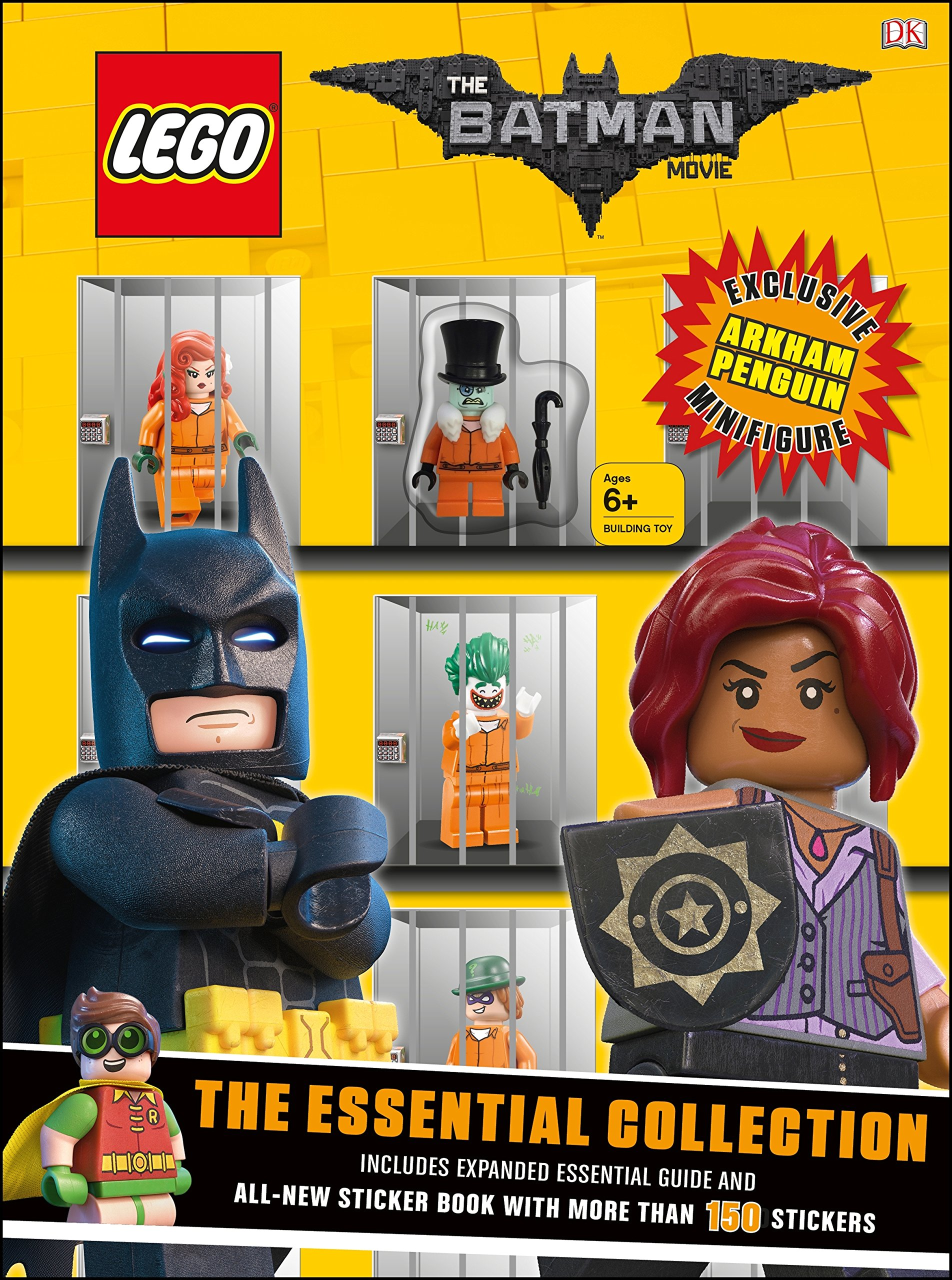 The Lego Batman Movie The Essential Collection Buy Online In Gambia Dk Children Products In Gambia See Prices Reviews And Free Delivery Over 3 500 D Desertcart