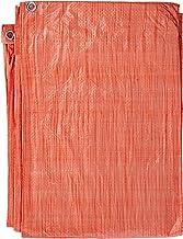 Lona De Polietileno Laranja 4 M X 3 M Nove54 Nove 54