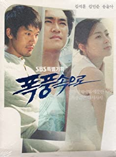 韓国ドラマ 暴風の中に キム・ソックン ユン・ソナ キム・ミンジュン DVD リージョンコード3 ap02...