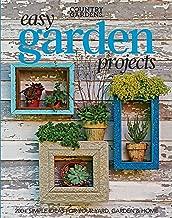 سهولة في الحديقة المشروعات: 200ياردة + أفكار بسيطة من الخاصة بك ، حديقة & المنزل