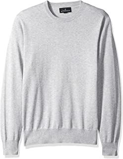 Buttoned Down Men's Supima Cotton Crewneck Sweater