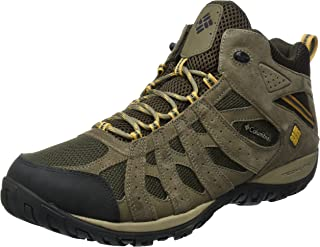 Men's Redmond Mid Waterproof Boot, Breathable, High-Traction Grip Hiking