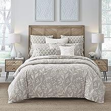 Croscill Layla Comforter Set, Queen, Taupe