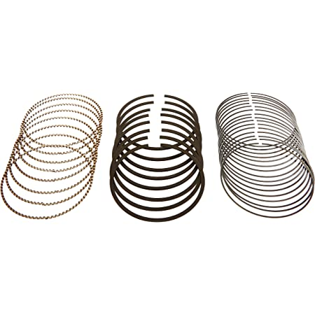 Hastings 2C438S Single Cylinder Piston Ring Set
