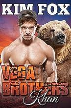 Vega Brothers: Khan (The Bear Shifters of Vega Ranch Book 2)