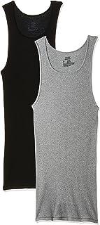 Hanes Mens 2 Pack Comfort Soft Moisture Wicking Tagless Sleeveless Tanks (pack of 2)