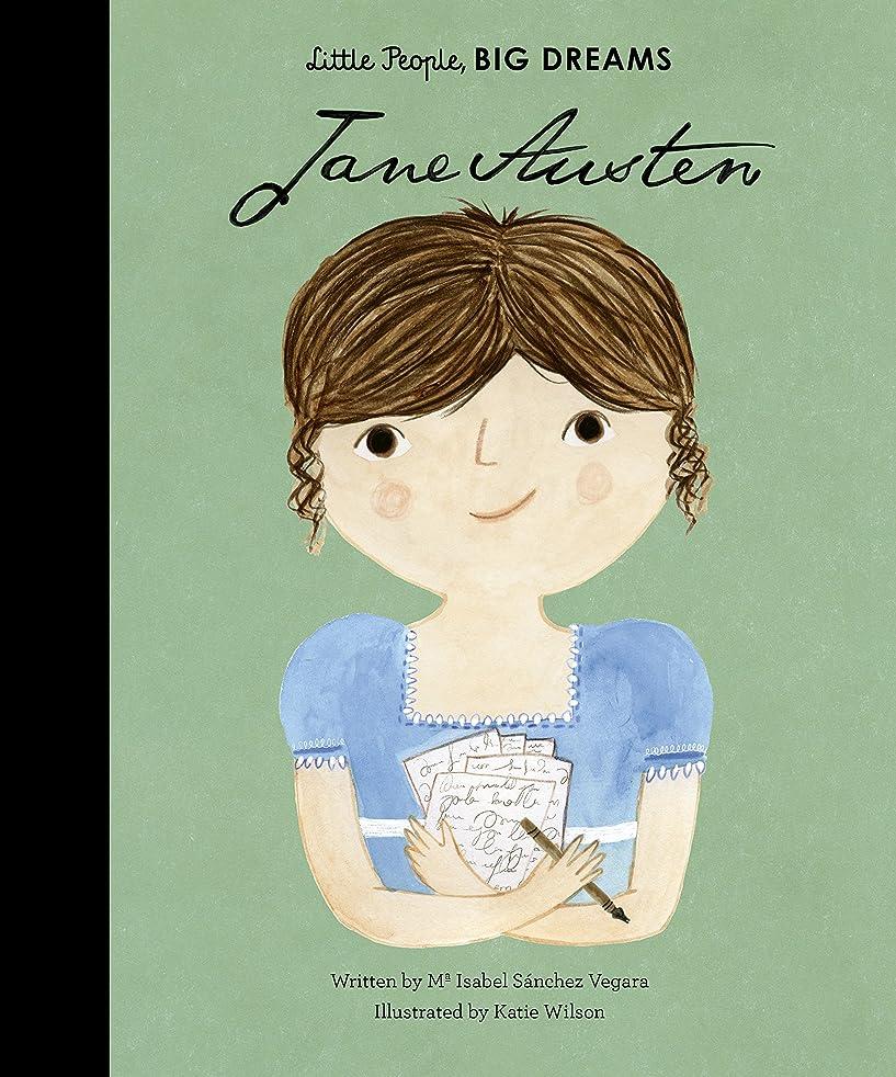 洗剤消化明日Jane Austen (Little People, BIG DREAMS Book 14) (English Edition)