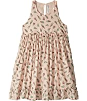 Stella McCartney Kids - Pip Sleeveless All Over Ice Cream Print Dress (Toddler/Little Kids/Big Kids)