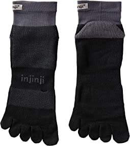 Injinji Run Midweight Mini Crew Xtralife