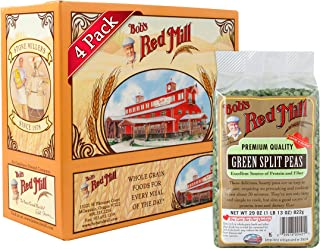Bob's Red Mill Green Split Peas, 29-ounce (Pack of 4)