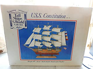 U.S.S. Consitution Heritage Mint Tall Ships of the World Collection 14 inches