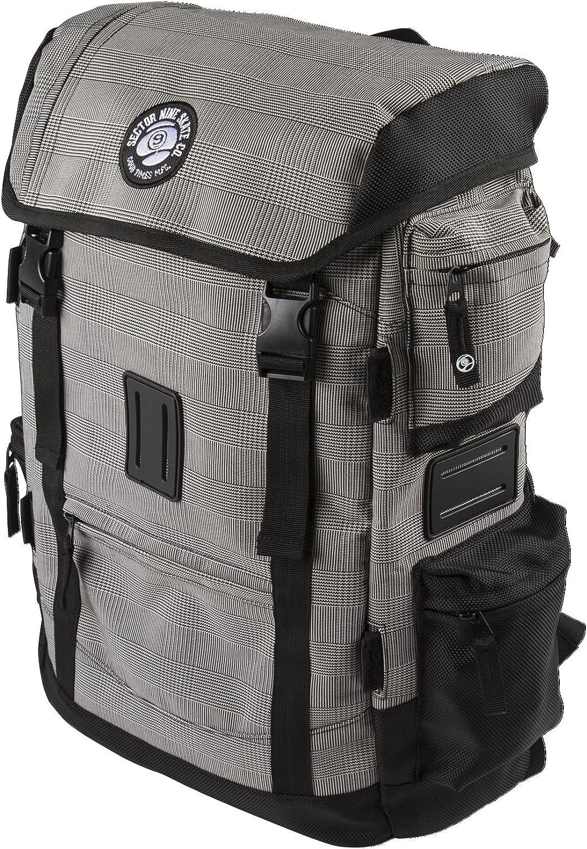 Sector 9 The Stash Back Pack, schwarz B01AZD33C8 B01AZD33C8 B01AZD33C8  Sport 5e1757