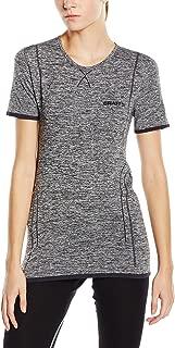 Craft Womens Active Comfort Roundneck Short Sleeve Base Layer Shirt
