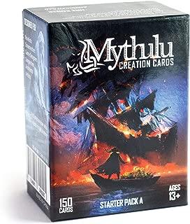 Mythulu Creation Cards - Starter Pack A