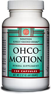 Motion by OHCO Oriental Herb Co - Energy, Energy Pills, Pre-Workout, Post-Workout, Energy Boost, Mobility, Anti Aging, Fit...