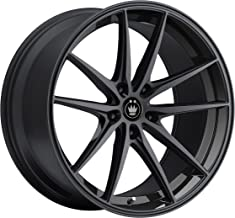 Konig 37B OVERSTEER BLACK Wheel with Gloss (0 x 8.5 inches /5 x 108 mm, 30 mm Offset)