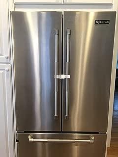 White Child Safety Fridge Freezer Lock with Key