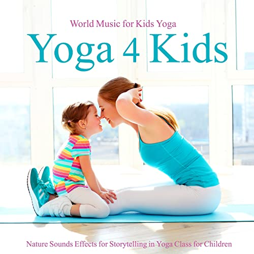 Christmas Yoga Song by Yoga Music for Kids Masters on Amazon ...