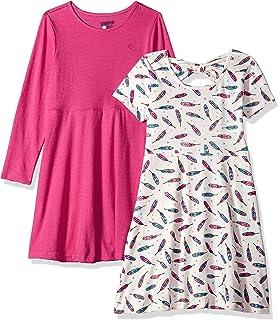 فستان للفتيات من Limited Too Big قطعتين (يتوفر المزيد من الأنماط)