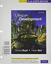 Lifespan Development, Books a la Carte Plus NEW MyPsychLab with Pearson eText -- Access Card Package (6th Edition)
