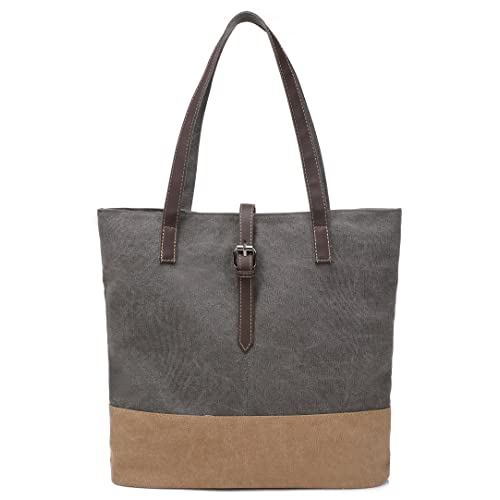 Women Classic Button Style Shoulder Bag Or Shoppers Hand Bag