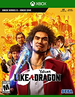 Yakuza: Like a Dragon - Day One Edition for Xbox One and Xbox Series X