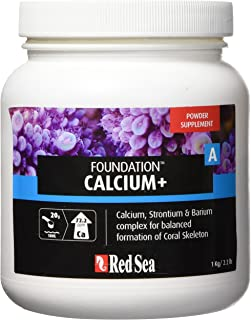 Best red sea reef foundation calcium Reviews