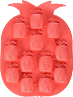 OTC Flexible Ice Cube Tray Multi Design, 1 Pineapple