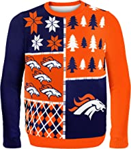 Best denver broncos christmas sweater Reviews