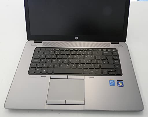 HP EliteBook H5G42EA ABU 39 6 cm  15 6 Zoll  Laptop  Intel Core i7 4600U  2 1GHz  8GB RAM  500GB HDD  Win Pro  schwarz
