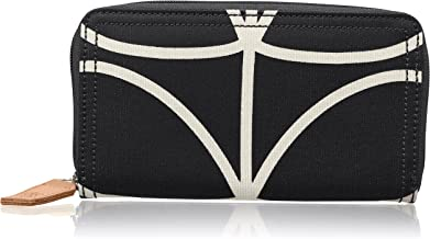 Orla Kiely Women's Etc Giant Linear Stem Big Zip Wallet