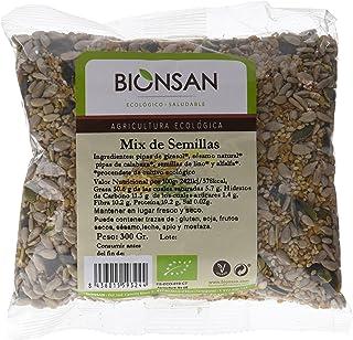 Bionsan Mix de Semillas de Girasol, Calabaza, Lino, Alfalfa