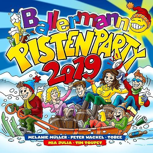 Ballermann Pisten Party 2019 By Various Artists On Amazon Music