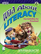Wild About Literacy: Fun Activities for Preschool (Between the Lions Series)