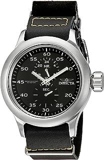 Invicta 19494 Reloj Análogo para Hombre, color Negro