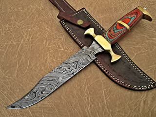 Best hand forged bowie knife Reviews