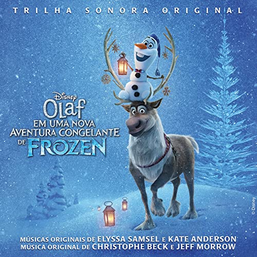 trilha sonora de frozen uma aventura congelante