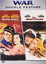 BLOOD ALLEY / SEA CHASE, THE (DVD)