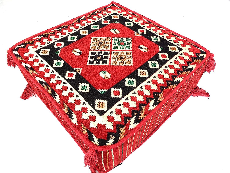 Footstools Ottomans Arabic Department store coffee table kilim Pet pouffe b Max 41% OFF Poufs