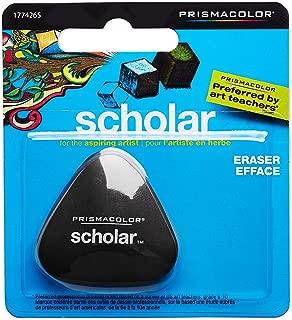 Prismacolor Scholar Latex-Free Eraser, 1-Count Latex Free Eraser 1-Count Black
