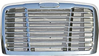 Dorman 242-5201 Front Grille for Select Freightliner Models, Chrome