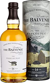 Balvenie The 14 Years Old The WEEK OF PEAT Whisky 1 x 0.7 L